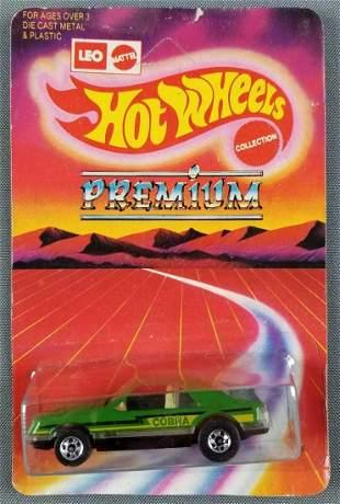 Leo Mattel Hot Wheels Premium 1125 Turbo Mustang