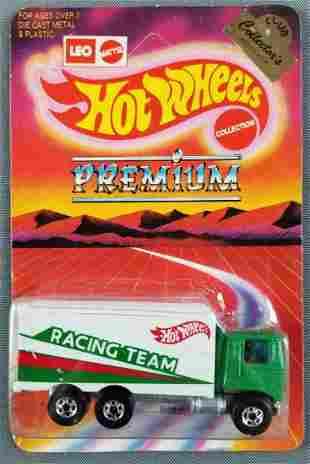 Leo Mattel Hot Wheels Premium 1174 Hiway Hauler