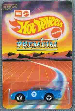 Leo Mattel Hot Wheels Premium 4631 Porsche