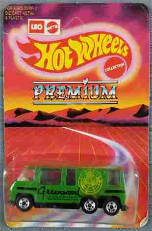 Leo Mattel Hot Wheels Premium 9645 GMC Motor Home