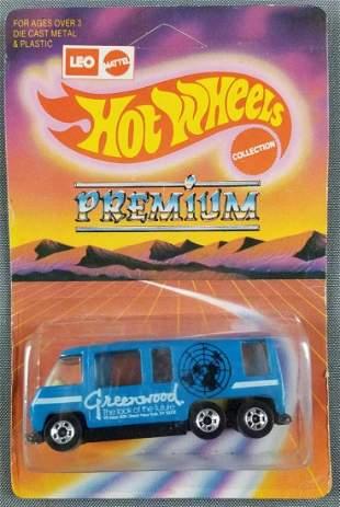 Leo Mattel Hot Wheels Premium GMC Motor Home 9645