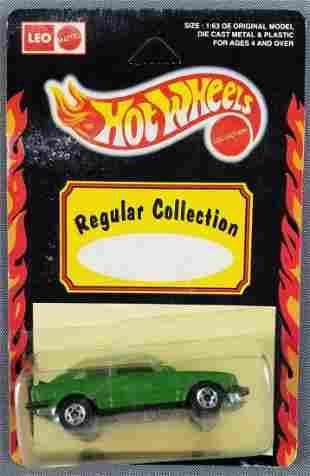 Leo Mattel Hot Wheels Ford Escort