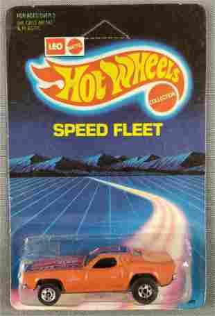 Leo Mattel Hot Wheels Speed Fleet Dixie Challenger 3364