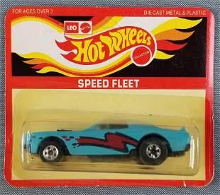 Leo Mattel Hot Wheels Speed Fleet 7647 Torino Stocker