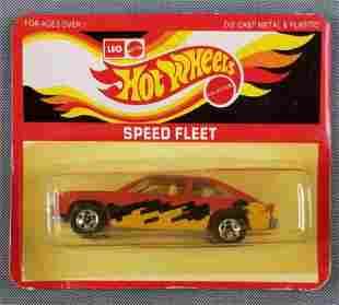 Leo Mattel Hot Wheels Speed Fleet Chevy Citation