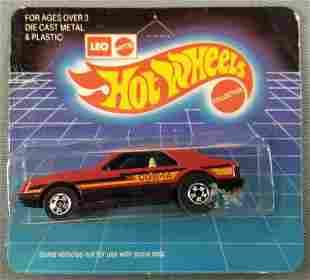 Leo Mattel Hot Wheels 1125 Turbo Mustang