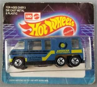 Leo Mattel Hot Wheels GMC Motor Home 9645