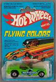 Hot Wheels foreign market Flying Colors Mustang