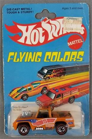Hot Wheels Redlines Flying Colors Baja Bruiser 8258