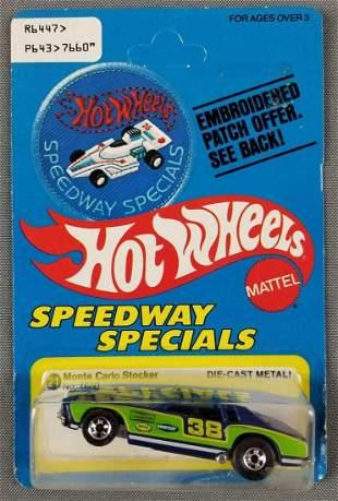 Hot Wheels Speedway Specials Monte Carlo Stocker 7660