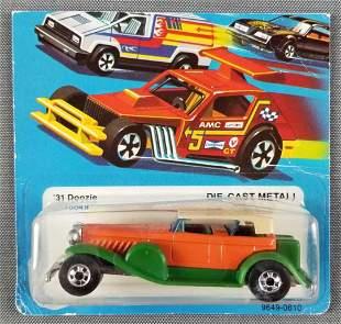 Hot Wheels Flying Colors Doozie 9649