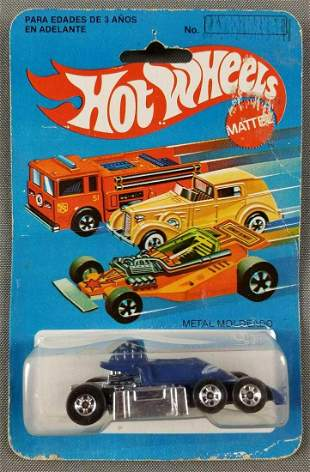 Hot Wheels Mexican market Lickety Six