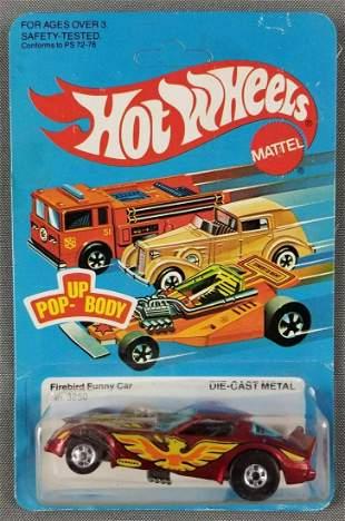 Hot Wheels Pop Up Body Firebird Funny Car 3250