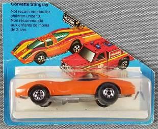 Hot Wheels foreign market Flying Colors Corvette