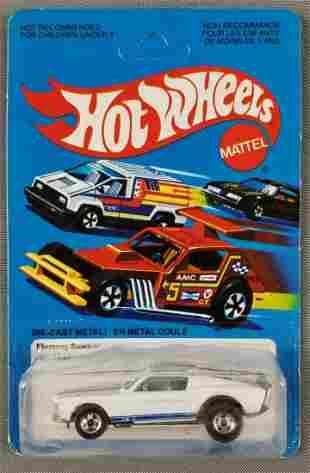 Hot Wheels foreign market Mustang Stocker 7644