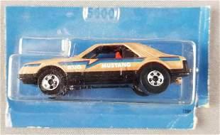 Hot Wheels Mustang SVO