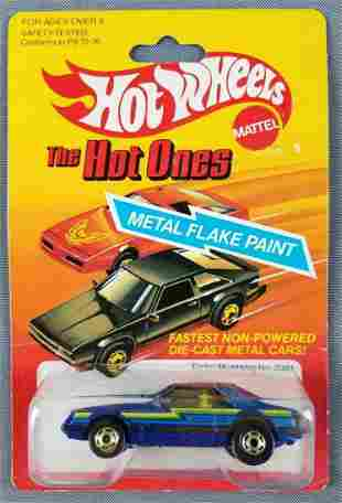 Hot Wheels The Hot Ones Turbo Mustang 3361