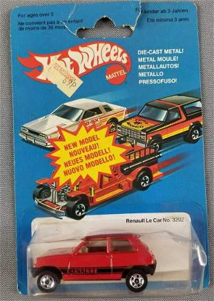 Hot Wheels French Renault Le Car 3292
