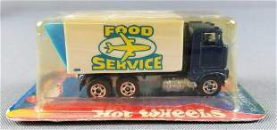 Hot Wheels foreign market delivery truck