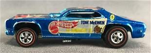 Hot Wheels Redline Tom McEwen Mongoose II Plymouth