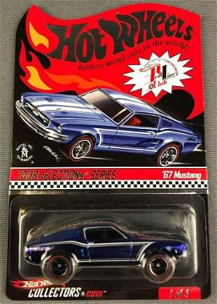 Hot Wheels 2008 Selections Series 67 Mustang