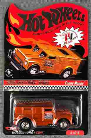 Hot Wheels 2009 Selection Series Funny Money