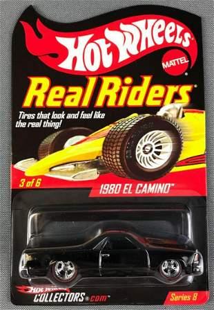Hot Wheels Real Riders 1980 El Camino