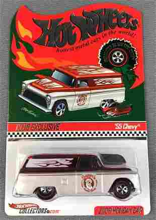 Hot Wheels Club Exclusive 55 Chevy