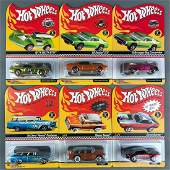 Group of 6 Hot Wheels Collector Die Cast Vehicles