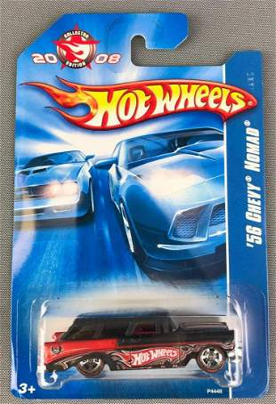 Hot Wheels 2008 Collector Edition 56 Chevy Nomad