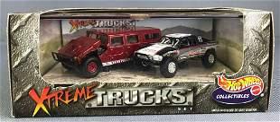Hot Wheels Xtreme Trucks Series 1 Performance Set