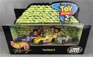 Hot Wheels Nascar 2000 Toy Story 2 Vehicle Set