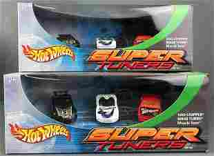 2 Hot Wheels Super Tuners Vehicle Sets