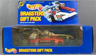 Hot Wheels Dragsters Gift Pack
