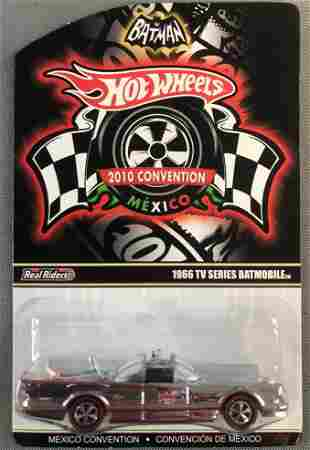Hot Wheels Real Riders Mexico Convention 1966 TV Series