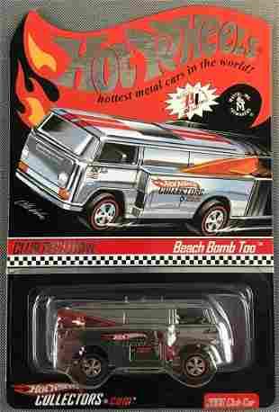 Hot Wheels Red Line Club Beach Bomb Too