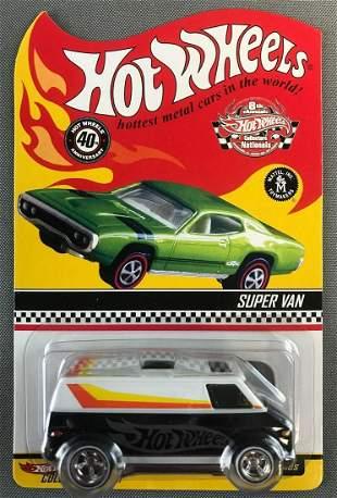 Hot Wheels Convention Series Super Van