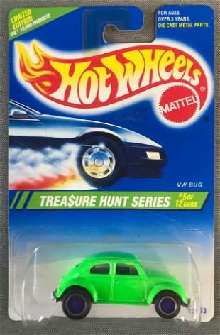 Hot Wheels 1994 Treasure Hunt Series VW Bug