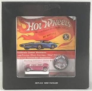 Hot Wheels Original 16 Beatnik Bandit