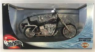 100% Hot Wheels Harley-Davidson Dyna-Wide Glide