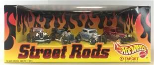 Hot Wheels Street Rods Target Exclusive set