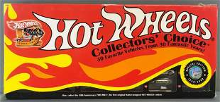 Hot Wheels Collectors Choice 30-Car set