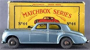 Matchbox No. 44 Rolls Royce Silver Cloud