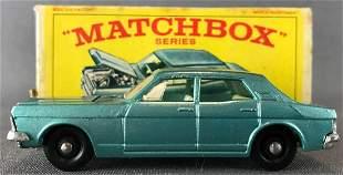 Matchbox No. 53 Ford Zodiac MK IV