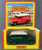 German market Matchbox No. 69 Geldtransporter
