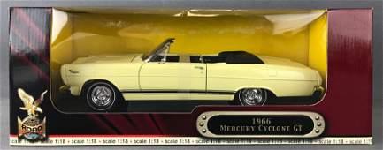 Yat Ming Road Signature Deluxe Edition 1966 Mercury