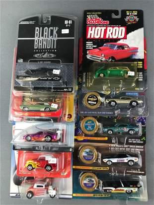 Group of 10 Hot Wheels Die Cast Vehicles