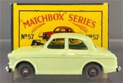 Matchbox No. 57 Wolseley 1500