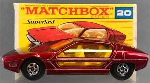 Matchbox Superfast No. 20 Lamborghini Marzal