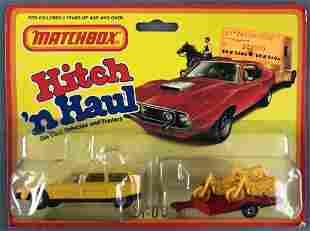 Matchbox Hitch N Haul No. 01 03 31 2-vehicle set